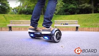 G-Board Smart Self Balancing Electric Scooter from Laptops Direct (io hawk, phunkeeduck, monorover)