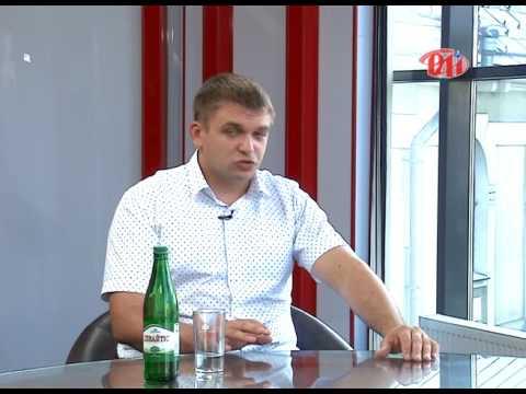 """Михайло Королик в етері програми """"Новий погляд"""" на телеканалі """"РАІ"""""""