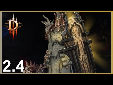 Diablo 3: Крестоносец в