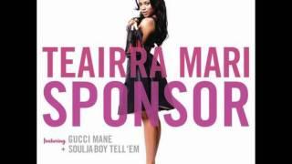 Watch Teairra Mari Sponsor video