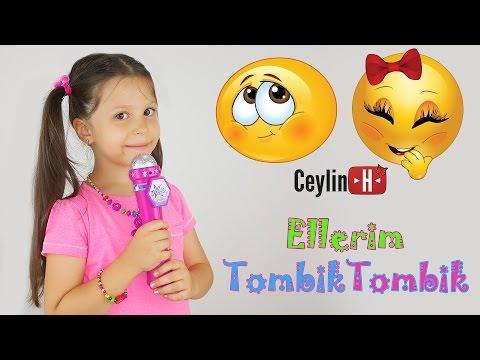 Ceylin-H | Ellerim Tombik (Etkileşimli) - Nursery Rhymes & Super Simple Kids Songs Sing & Dance