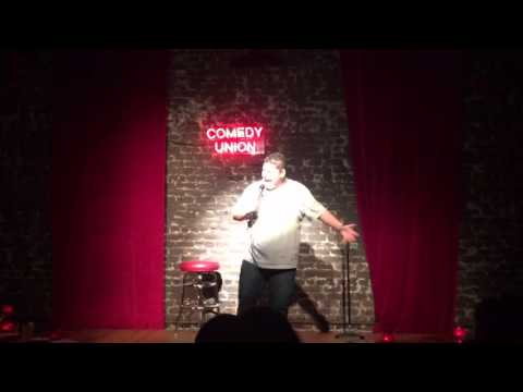 """Time Warner Cable Customer Service Problems"" Lumpy Live at The Comedy Union Los Angeles Ca."