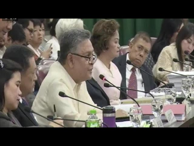 Justice Tijam: Chief Justice Sereno is not the SC