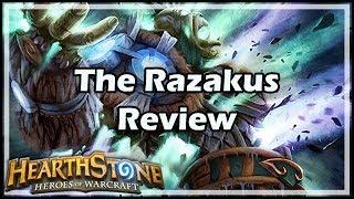 [Hearthstone] The Razakus Review
