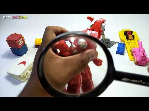 Watching video New Toys For Kids | Toy Detective Lego | Toy Boys | fyy toy