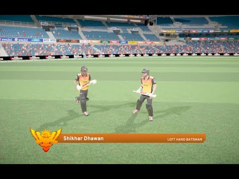 IPL 2016 Final - Royal Challengers Bangalore V Sunrisers Hyderabad highlights | DBC 17 Gameplay
