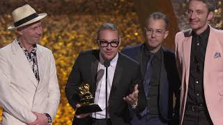 Silk City Diplo Mark Ronson Dua Lipa Win Best Dance Recording 2019 Grammys Acceptance Speech
