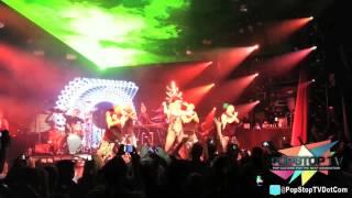 Kesha Private Concert Part 1