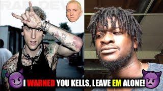 Machine Gun Kelly - Rap Devil (REACTION!!!)
