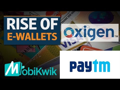 E-wallets gain traction among consumers amid cash crunch