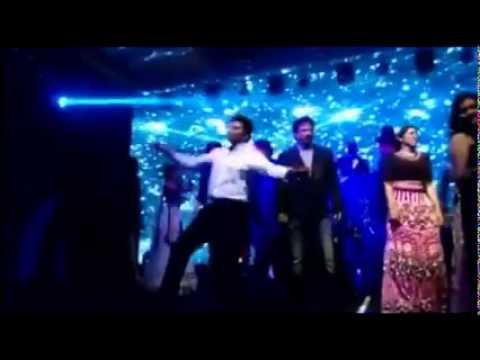 allu arjun dance at megastar 60 celebrations Photo Image Pic