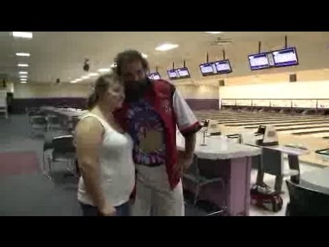 Rupert Boneham in Fort Wayne