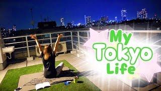 My life in Japan || a week off! || Sam in Tokyo