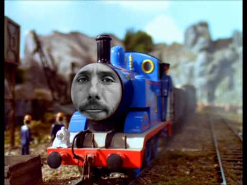Rage Against The Machine Vs.thomas The Tank Engine - Killing In The Name video