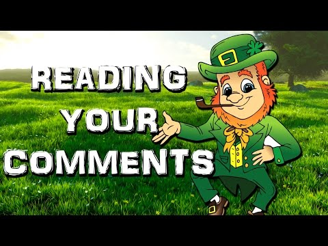 ARE LEPRECHAUNS REAL? | Reading Your Comments #35