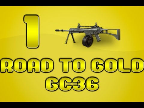 Road To Gold MG36 *DIRECTO* Episodio 1
