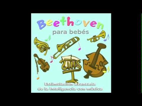 beethoven para bebes 3 - relajacion y estimulacion de la inteligencia - embarazo - prenatal