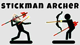 Archers 2: (Stickman Archers) / gameplay #StickmanArchers #Stickman #Стикмэн