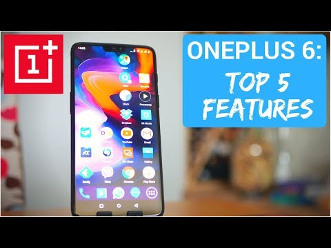 Oneplus 6 Review: My Favorite Top 5 Features #sixfactor