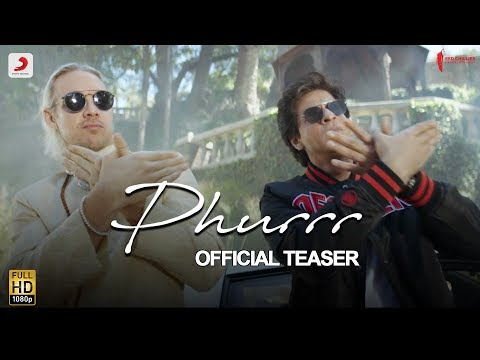 Diplo & Pritam - PHURRR Teaser | Jab Harry Met Sejal | Shah Rukh | Anushka