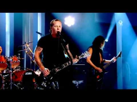 Metallica - Cyanide (Live @ Jools Holland, 2008)