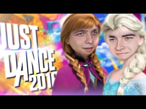 JUST DANCE 2016 - Tańczymy Frozen /w Kiślu