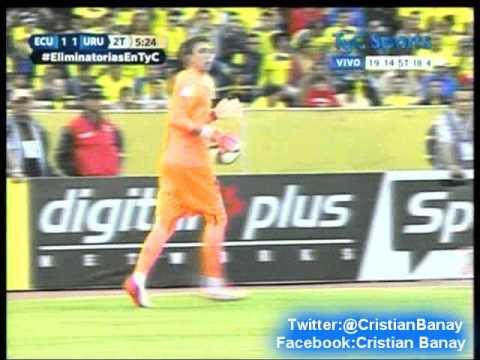 Ecuador 2 Uruguay 1  (Radio Diblu) Eliminatorias a Rusia 2018