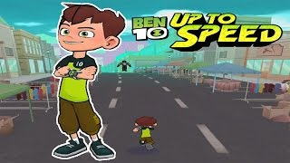 Ben 10: Up to Speed – Chapter 2 Final Boss Gameplay