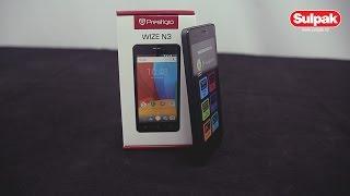 Смартфон Prestigio Wize N3 Распаковка (Sulpak.kz)