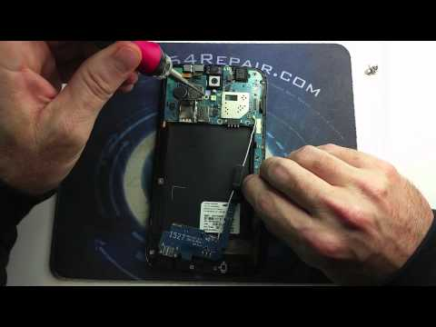 Samsung Galaxy Mega Screen Replacement