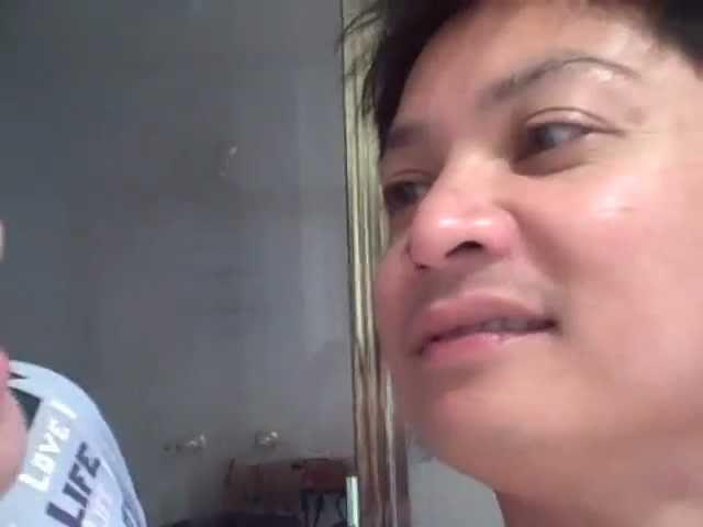 Transamerican Love Story 46 - Alec's Cut Nose Gets Makeup