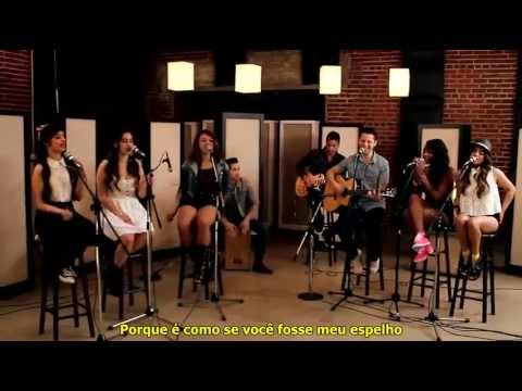Mirrors -  Boyce Avenue feat Fifth Harmony cover - Justin Timberlake - Traduo Pt