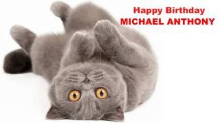 Michael Anthony   Cats Gatos - Happy Birthday