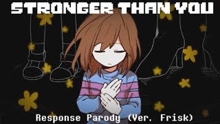 【Undertale】Stronger Than You Response (ver. Frisk) - Animation