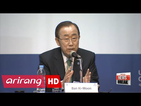 UN chief underlines importance of NGOs in achieving sustainable development goals