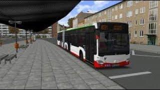 OMSI 2 Projekt Gladbeck Linie SB91 → Bottrop ZOB ☆ Let's Play OMSI 2 | #001