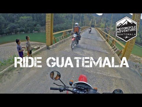 Ride Guatemala - Central America Dual-Sport Promo Reel