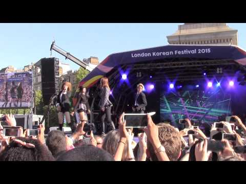 [HD] f(x) - Hot Summer Fancam @ London Korean Festival