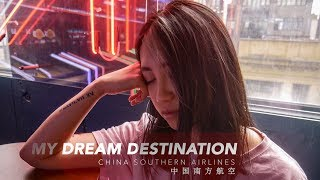 Travel as you dream, dream as you travel -Heidi Liang