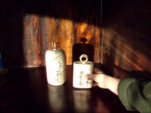Botellas y cajas acabadas