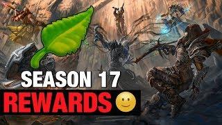 Season 17 Rewards Haedrigs Cosmetics Conquests Diablo 3 Patch 2.6.5