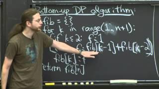 19. Dynamic Programming I: Fibonacci, Shortest Paths