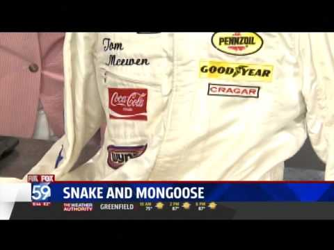 Snake and Mongoose Movie Producer Interview on WXIN 08 29 2013