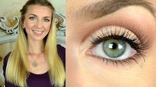 Natural Everyday Makeup Tutorial | Easter Sunday, Family & Friends