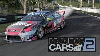Project CARS 2: V8 Supercar Online Race at Barhurst!