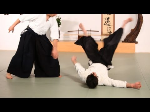Aikido Techniques: Tai Sabaki | How to Do Aikido Image 1