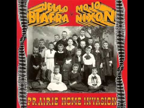 Jello Biafra and Mojo Nixon - Love me,I'm a liberal