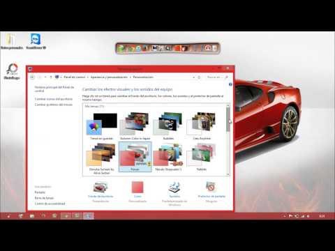 Como descargar pack de imagenes HD para windows 7 Y 8+VOZ [BIEN EXPLICADO]
