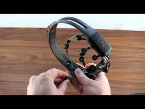 Use of the Emotiv Epoc Headset