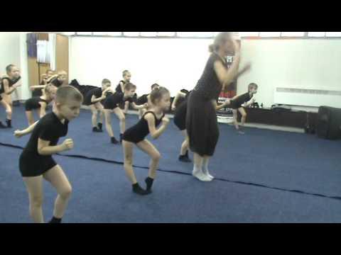 Танцевальные движения 0 класс ШСХ РГ ДДМ